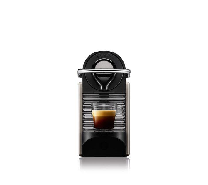 Nespresso Pixie frontale