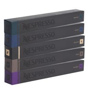 Capsule compatibili Nespresso Grand Cru linea Espresso
