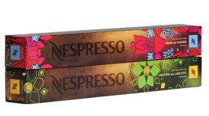 Capsule nespresso limited-edition