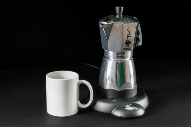 Federico Gatti per Il caffè delle cinque