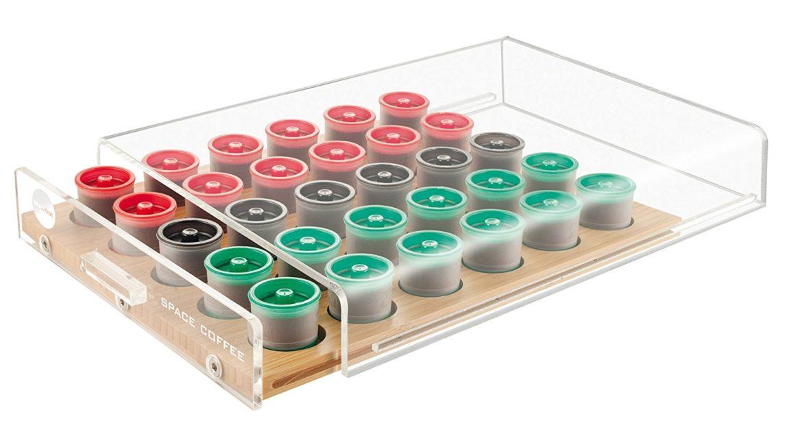 Nespresso set di decalcificazione 3035/CBU-2 per Essenza, Lattissima, Cube, Citiz, Pixie